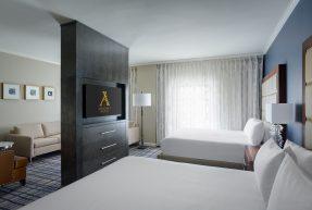 The Adolphus Hotel - Dallas, TX